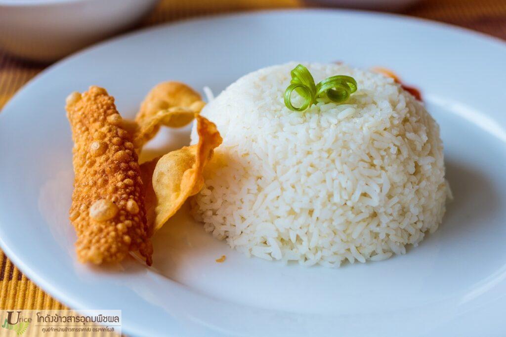 วิธีหุงข้าวให้สวย แบบง่ายๆ