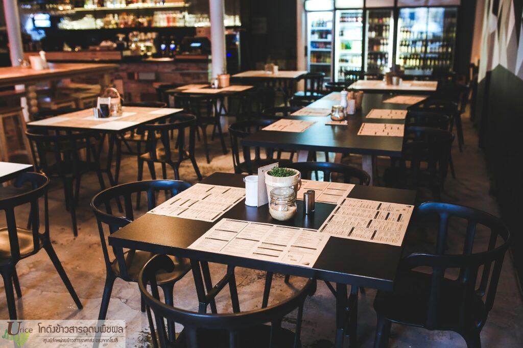 เปิดร้านอาหารเมนูประจำร้านต้องอ่านง่าย